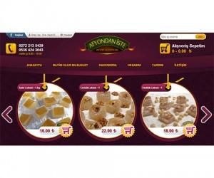 Gıda Ürünleri Satan Onlıne Alışveriş Siteleri