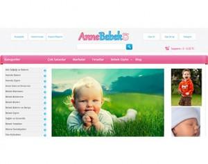Bebek Ürünleri Satan Online Alışveriş Siteleri