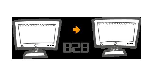 B2B E-ticarete Dair